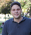 Photo: Assistant Professor of Physics Stefan Ballmer