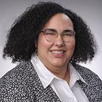 Odette Rodriguez portrait